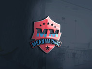 Mean Machine Logo - Entry #51