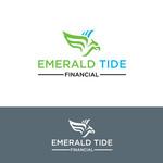 Emerald Tide Financial Logo - Entry #361