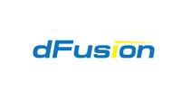 dFusion Logo - Entry #6