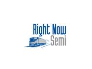 Right Now Semi Logo - Entry #202