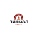 Pancho's Craft Pizza Logo - Entry #138