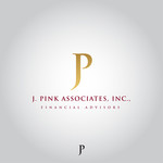 J. Pink Associates, Inc., Financial Advisors Logo - Entry #452
