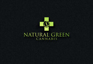 Natural Green Cannabis Logo - Entry #88