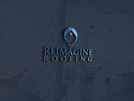 Reimagine Roofing Logo - Entry #161