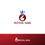 Royal Gas Logo - Entry #238