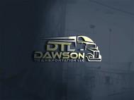 Dawson Transportation LLC. Logo - Entry #20