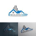 RI Building Corp Logo - Entry #125