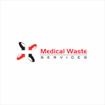 Medical Waste Services Logo - Entry #165