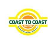 coast to coast canvas Logo - Entry #83