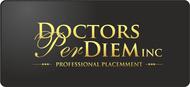 Doctors per Diem Inc Logo - Entry #15