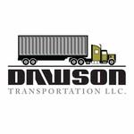Dawson Transportation LLC. Logo - Entry #27