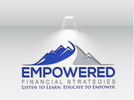 Empowered Financial Strategies Logo - Entry #350