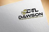 Dawson Transportation LLC. Logo - Entry #205