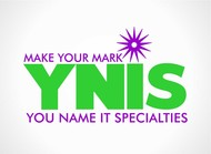 YNIS   You Name It Specialties Logo - Entry #48