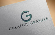 Creative Granite Logo - Entry #166