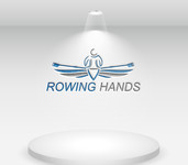 Rowing Hands Logo - Entry #29