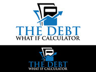 The Debt What If Calculator Logo - Entry #143