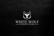 White Wolf Consulting (optional LLC) Logo - Entry #493