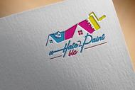 uHate2Paint LLC Logo - Entry #164
