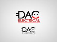 DAC Electrical Logo - Entry #26
