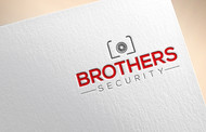 Brothers Security Logo - Entry #26