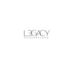 LEGACY RENOVATIONS Logo - Entry #64