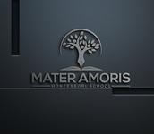 Mater Amoris Montessori School Logo - Entry #210