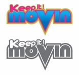 Keep It Movin Logo - Entry #85