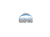 Revolution Roofing Logo - Entry #371