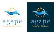 Agape Logo - Entry #195