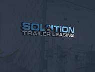Solution Trailer Leasing Logo - Entry #329