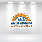 Wisemen Woodworks Logo - Entry #168