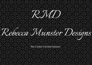 Rebecca Munster Designs (RMD) Logo - Entry #191