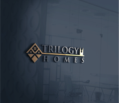 TRILOGY HOMES Logo - Entry #104