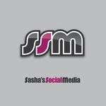 Sasha's Social Media Logo - Entry #13