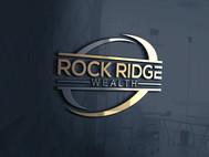 Rock Ridge Wealth Logo - Entry #270