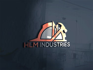 HLM Industries Logo - Entry #51