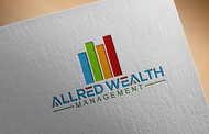 ALLRED WEALTH MANAGEMENT Logo - Entry #800