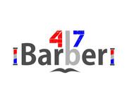 417 Barber Logo - Entry #16