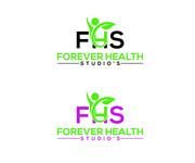 Forever Health Studio's Logo - Entry #143