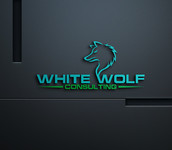 White Wolf Consulting (optional LLC) Logo - Entry #150