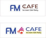 FM Cafe Logo - Entry #82