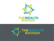 the wealth boutique Logo - Entry #62