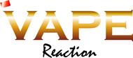 Vape Reaction Logo - Entry #51
