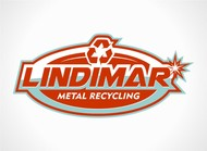 Lindimar Metal Recycling Logo - Entry #75