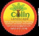 Colin Tree & Lawn Service Logo - Entry #53
