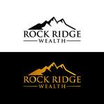 Rock Ridge Wealth Logo - Entry #452