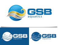 GSB Aquatics Logo - Entry #38