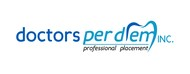 Doctors per Diem Inc Logo - Entry #131