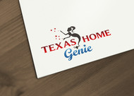Texas Home Genie Logo - Entry #29